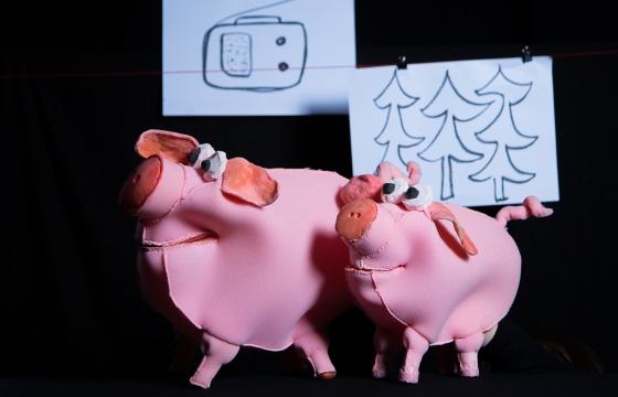 Piggeldy & Frederick © Martin Volken